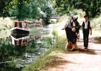 Horsedrawn Barge